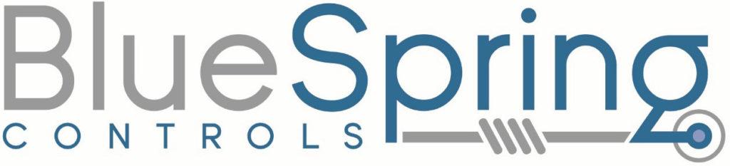 blue spring controls logo
