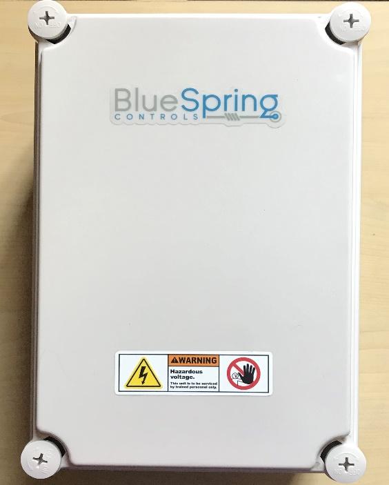 bluespring box