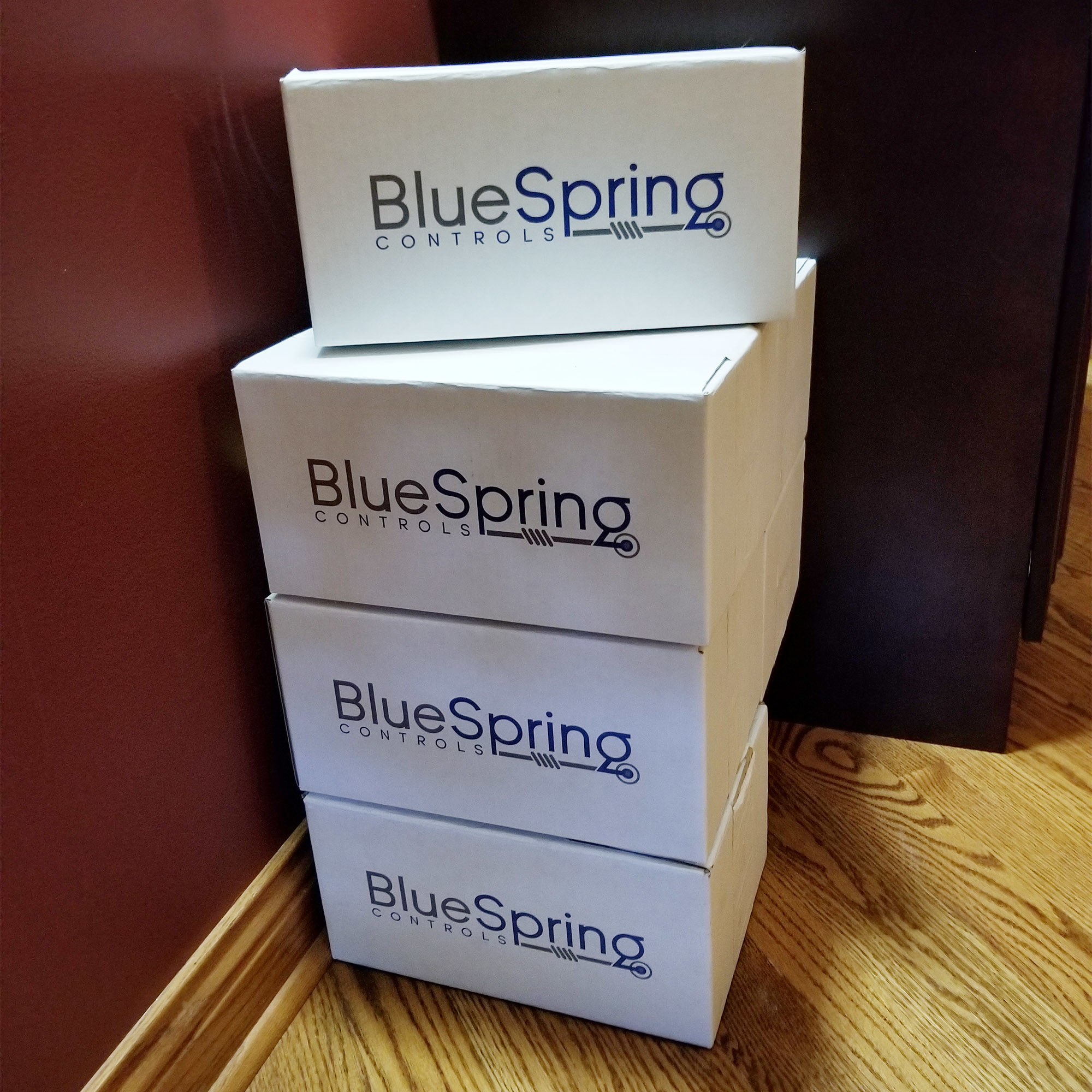 bluespring box